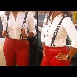Designer inspired Suspenders
